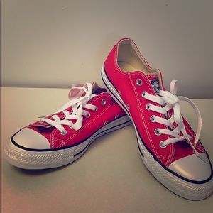 Converse Pink All Stars